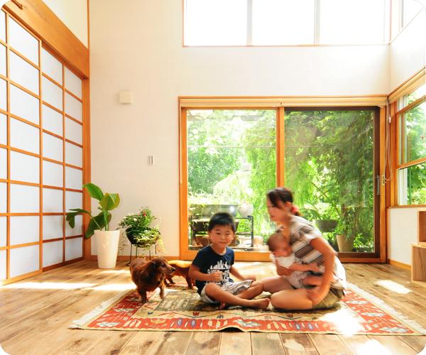 東京・世田谷の工務店|新築・注文住宅やエコリフォームなら【リフォームラボ】トップ画像1